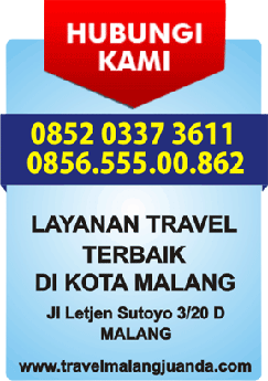 Travel dari Surabaya Malang
