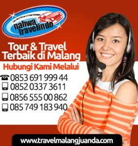 Banner Travel Malang Juanda 24 Jam Murah