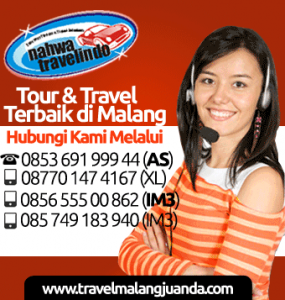 Banner Kanan Travel Malang juanda murah