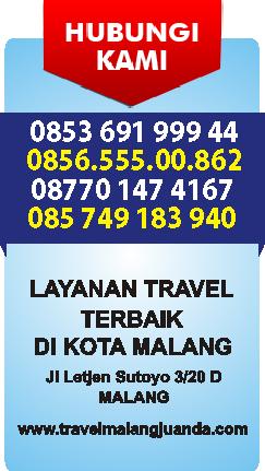 Travel malang Juanda Murah Airport Surabaya