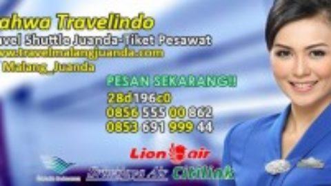 Travel Shuttle Bandara Surabaya ke Malang – 085369199944