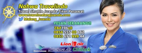 Agen Travel Malang Juanda – 0853 691 999 44
