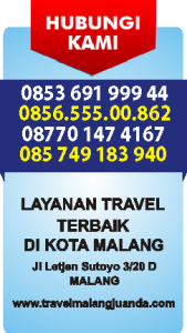 Nomor Travel Malang Juanda