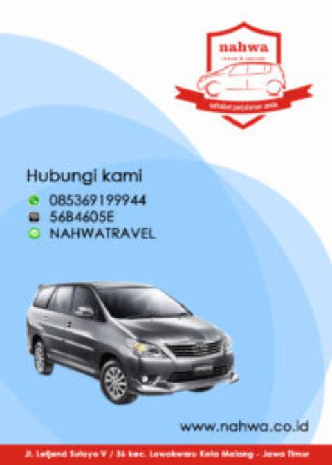Daftar Travel Juanda Malang 085369199944