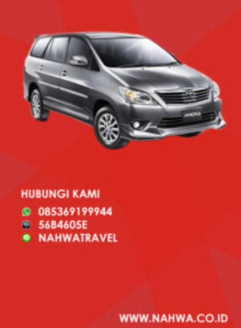 Travel Malang Juanda Eksekutif 085369199944