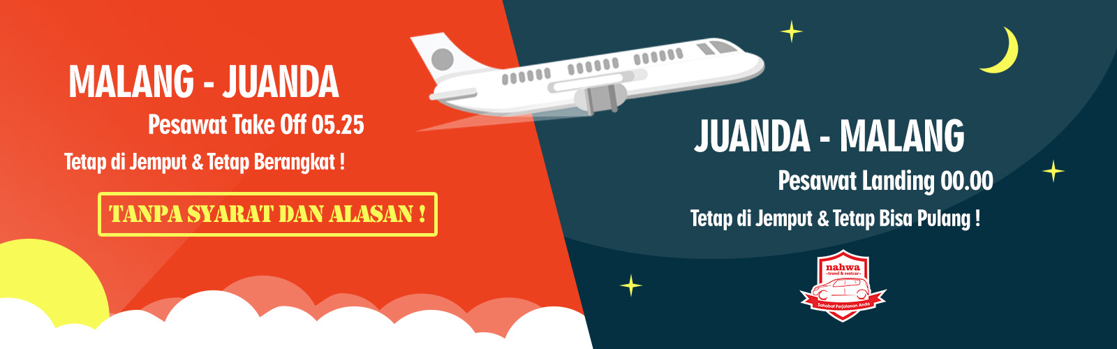 Travel Malang Juanda Murah dan Travel Malang Surabaya PP